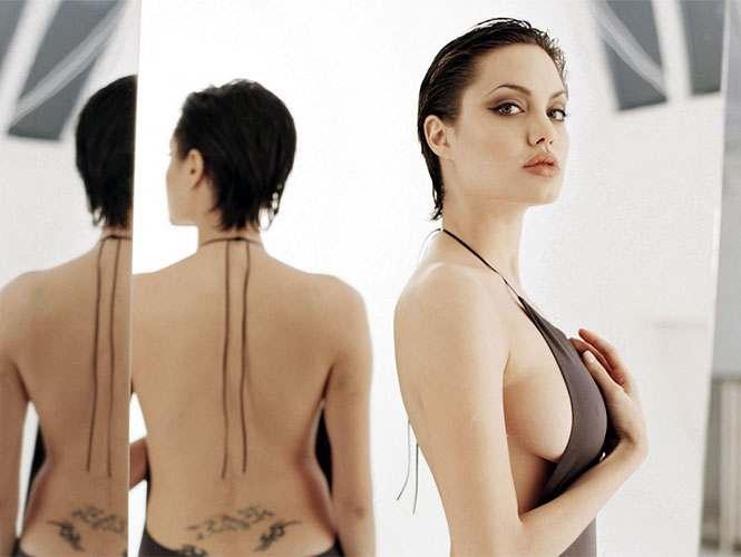 Angelina Jolie masectomía