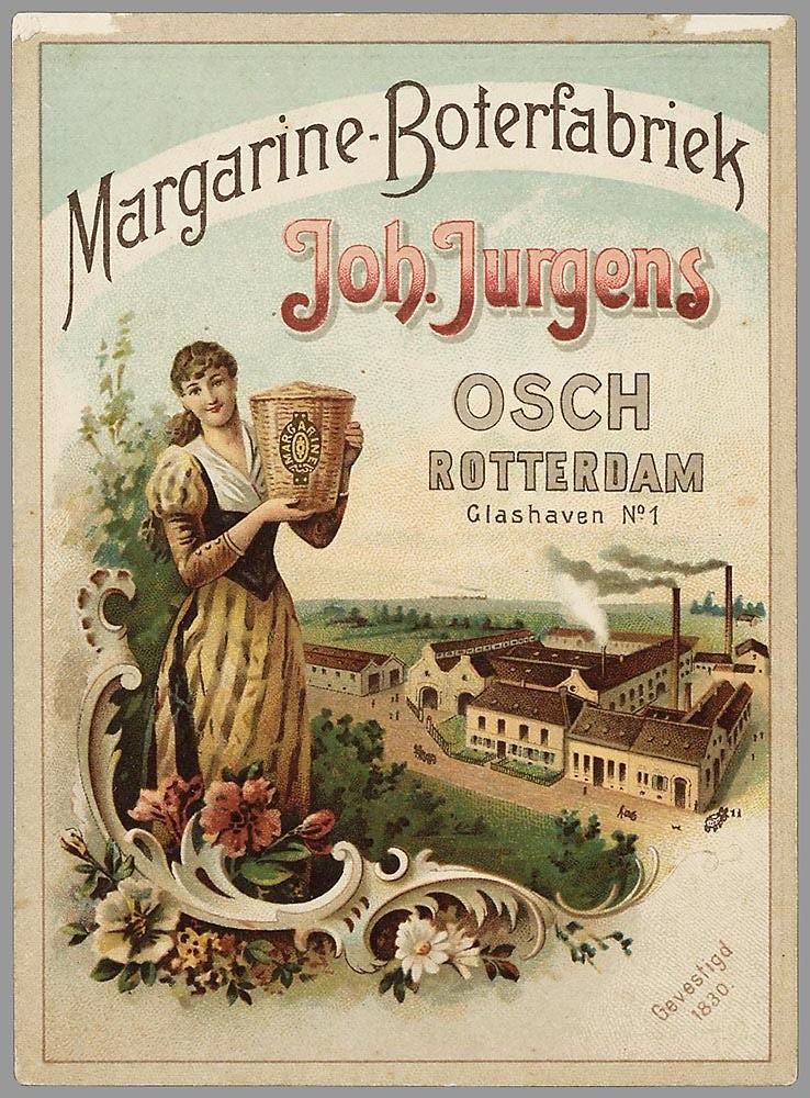 Margarine-Boterfabriek