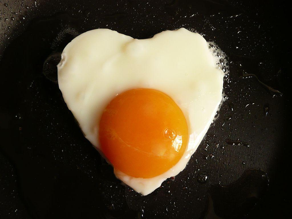 Huevo Corazon