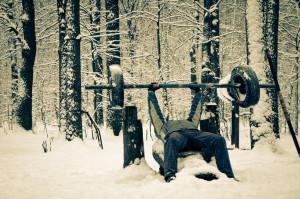 gimnasio de invierno