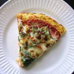 Cómo cocinar una pizza sin gluten