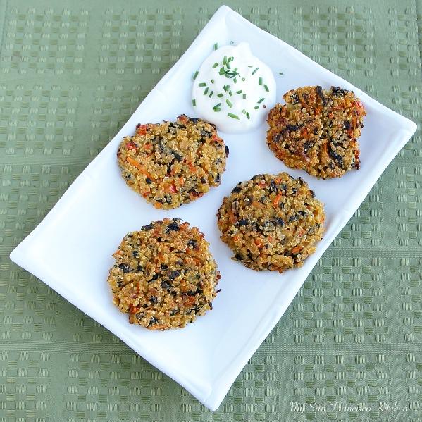 pasteles de quinoa IV