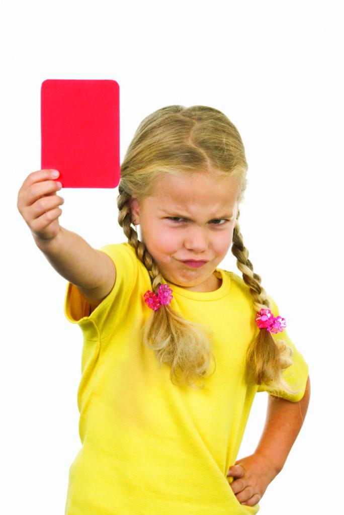 tarjeta roja al médico