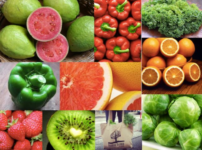 Vitamin C Rich Foods And Drinks