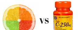 acido ascorbico vs vitamina c
